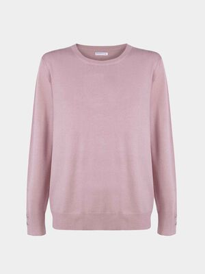 JERSEY LISO BOTONES Rosa image number null