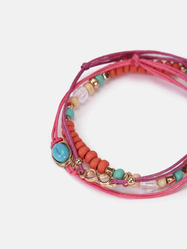 pulseras Multicolor