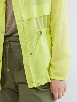 CHAQUETA TÉCNICA Lima Fluor image number null