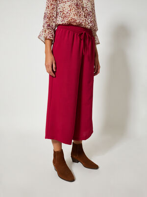 PANTALÓN LAZADA CULOTTE FIT Cherry image number null