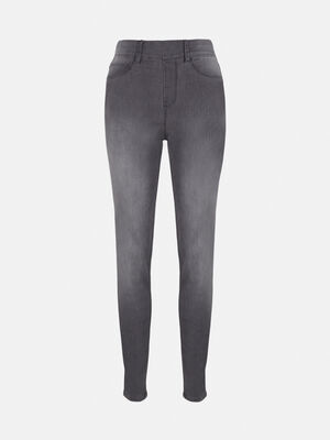 VAQUERO JEGGING PITILLO Mid grey image number null