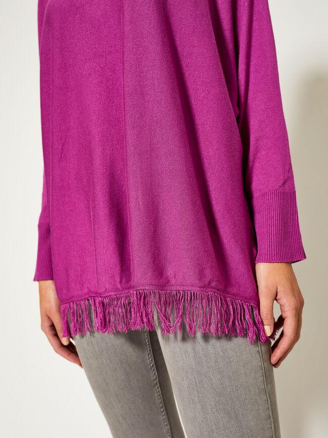 jersey flecos Purpura